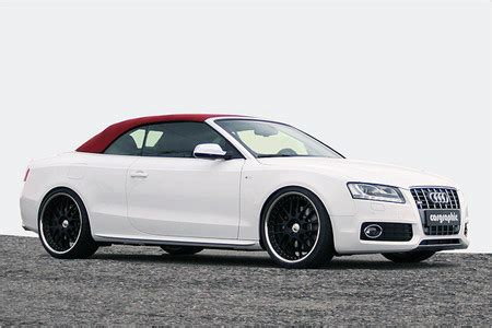 Audi Convertible Cargraphic Top Speed