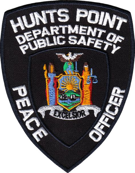 safety bureau hunts point department of safety