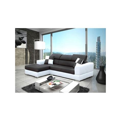 canape 4 places design canap 233 d angle 4 places neto madrid moderne design simili cuir tissu