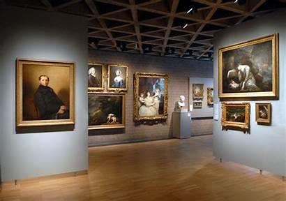 Museum Wall Yale Painting Artwork University Tokkoro