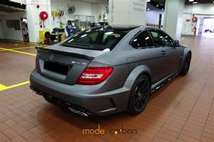 Very Grey Black Series    By Mode Carbon