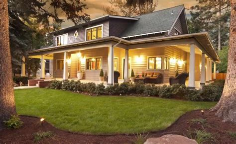 pictures house plans with porches front and back large front porch house plans