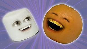 Annoying Orange - Annoying Marshmallow - YouTube