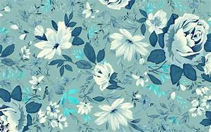 Wallpapers Pretty Blue Flowers Tumblr Backgrounds Bright ...