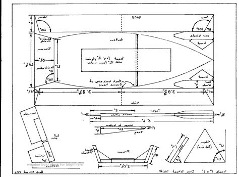 woodworking  plans wood boat plans  beginners