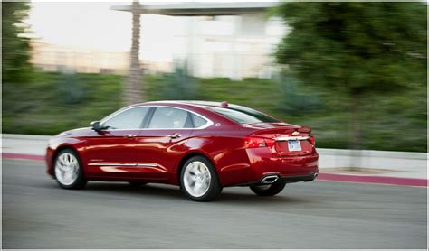 Chevrolet Impala 2014 Price by 2014 Chevrolet Impala Review Price Release Date And
