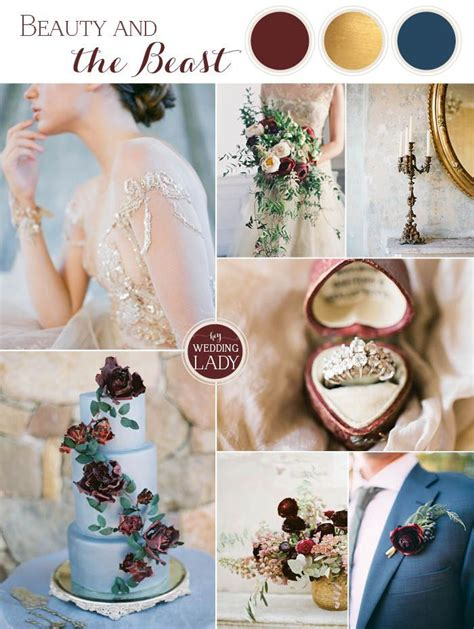 Beauty and the Beast Wedding Ideas Beauty and beast