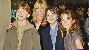 Jk Rowling The Harry Potter Actors Biography