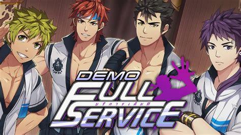 Hot New Yaoi Game Full Service Demo Gameplay Youtube