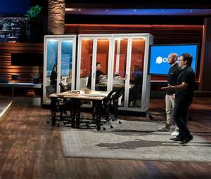 By Design Season 2 Episodes Cubicall Office Privacy Booths Shark Tank Products