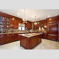 124 Custom Luxury Kitchen Designs (part 1