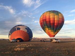 Best Places To Go On A Hot Air Balloon Ride Near Los ...