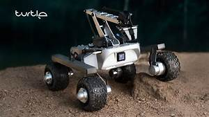 Turtle Rover - waterproof programmable RC robot by Kell ...