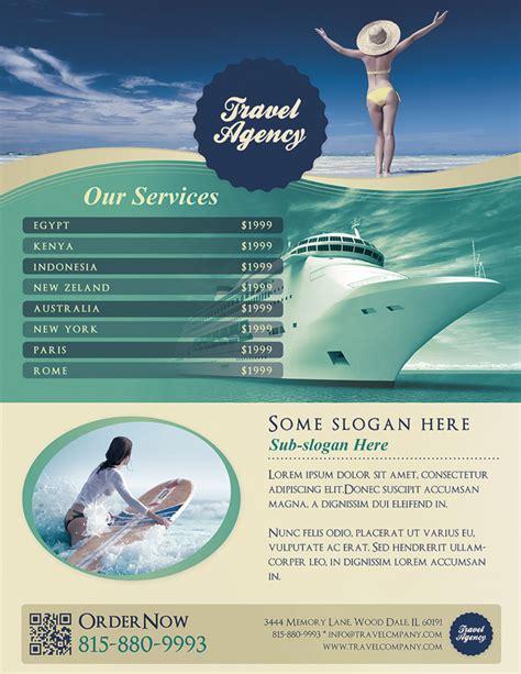 Graphic Design 1 Travel Agency