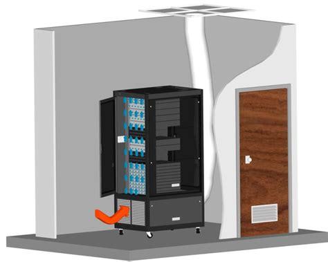 Computer Cabinet  Cabinet Cooling  Data Rack