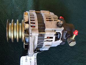 Isuzu Alternator Npr Nqr 4he1 Gmc W3500 W4500 1999