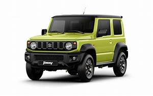 Suzuki Jimny 2019 Tarif : the 2019 suzuki jimny is official and we 39 re officially annoyed slashgear ~ Medecine-chirurgie-esthetiques.com Avis de Voitures