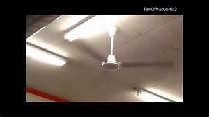 56 U0026quot  Westinghouse  Encon Industrial Ceiling Fans