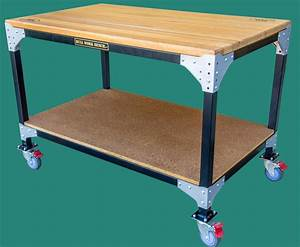 Bull Work Bench TTLSRL1200 mobile work bench