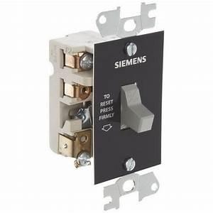 Siemens Smff02 Manual Motor Starter  1 Hp At 115 - 230  277 Volt Ac  1 Phase