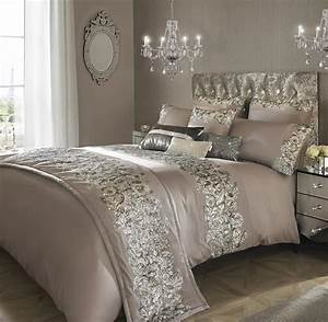 Kylie Minogue Petra Bedding Collection Nude Ponden Home