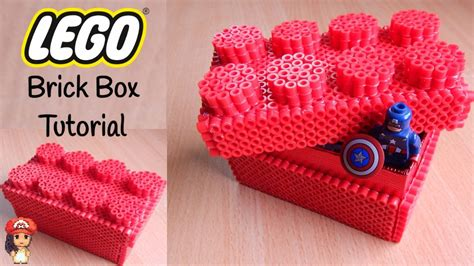 Fuse Box Tutorial by Perler Bead Lego Brick Box Tutorial