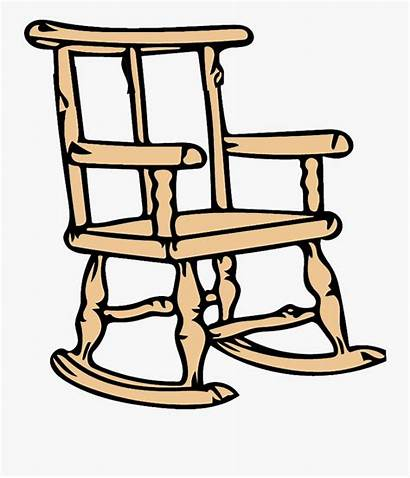 Rocking Chair Clip Transparent Clipart Clipartkey