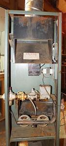 Antique Gas Furnace