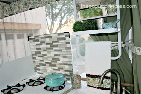easy pop  camper tile backsplash  pop  princess