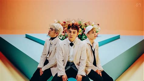 exo cbx blooming day exo cbx d 233 voile un teaser mv pour 171 blooming day 187 k gen