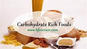 Carbohydrate Rich Foods - YouTube