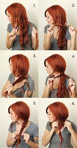 How To Style A Simple Knot Braid A Beautiful Mess