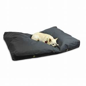 replacement cover waterproof rectangle dog bed outdoor With outdoor covered dog bed