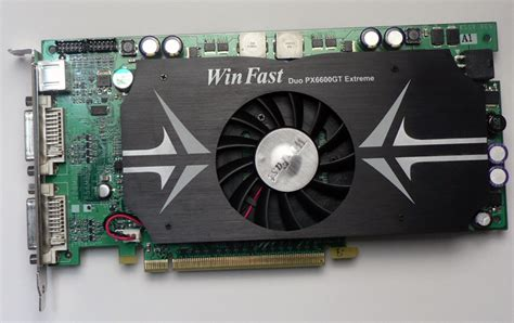 gamernet winfast duo px gt tdh extreme version