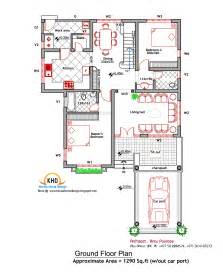 square house floor plans house plan and elevation 2000 sq ft kerala home