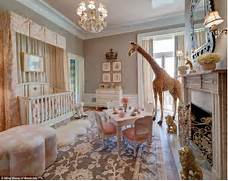 Curtains In The Nursery For Girls Arrival Of The Royal Baby The Most Extravagant Girls 39 Rooms Revealed