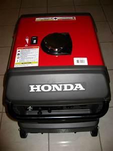 Eg 3000 Honda Generator