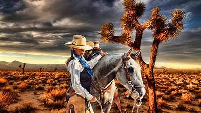 Cowgirl Wallpapers Cowgirls Desktop Horse Backgrounds Background
