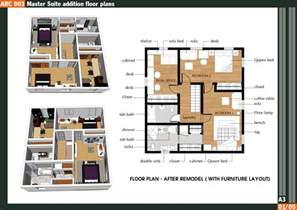 master bedroom plans arcbazar viewdesignerproject projecthome makeover