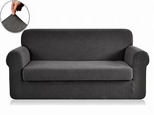 best chunyi 2 piece jacquard polyester spandex sofa With best slipcovered sofa reviews