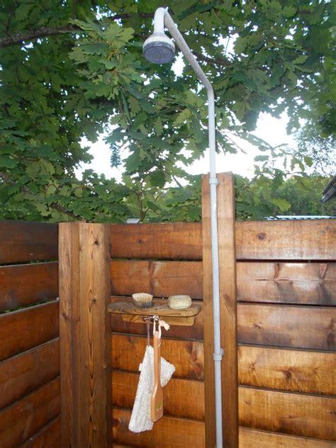 Sichtschutz Gartendusche by Sichtschutz F 252 R Die Gartendusche Www Gartendusche Net