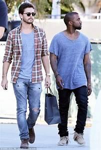 Scott Disick + Kanye West | Tout pour mon beau gosse ...
