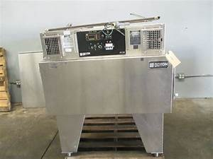 Doyon Fc2e Electric Conveyor Pizza Sub Oven Baking Jet Air
