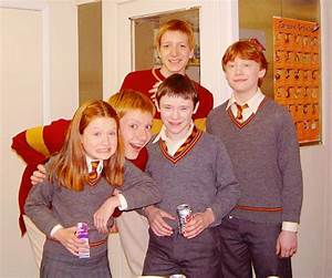 diet coke, family, fred, george, ginny - image #128692 on ...