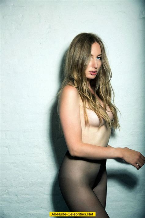 Ekaterina Krarup Andersen Totally Naked