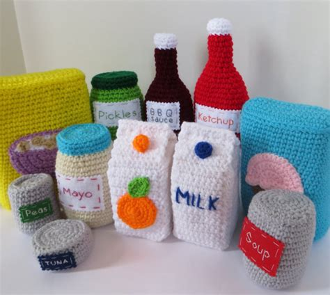 crochet cuisine crochet n play designs