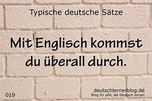 Man Lernt Nie Aus Englisch : 100 typische deutsche s tze wichtige s tze auf deutsch 11 20 ~ Watch28wear.com Haus und Dekorationen