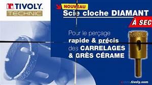 Percer Du Marbre : scie cloche pour carrelage gres cerame ~ Melissatoandfro.com Idées de Décoration