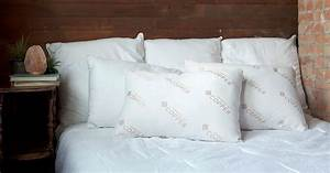 bamboo or copper infused pillows 2 pack only 998 With bamboo pillow kroger