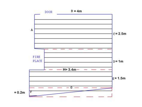how to measure floors floor tiles measurement tile design ideas